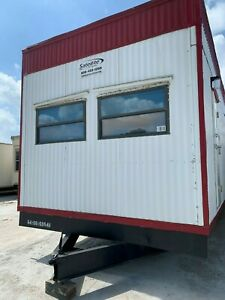 Used 2008 12 X 64 Mobile Office Trailer S 6964n Houston Tx