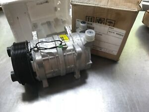 Seltec Ac A C Compressor Fits Suttle Buses All With Zexel Tm16 Tm 16 8grvs