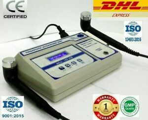 Ultrasound Therapy 1 3 Mhz Physical Pain Relief Therapy Two Head Ultrasonic Fj