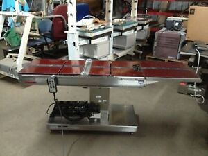 Skytron Elite 3100 Surgical Table With Hand Control