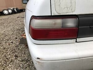 1996 Toyota Corolla Driver Side Taillight