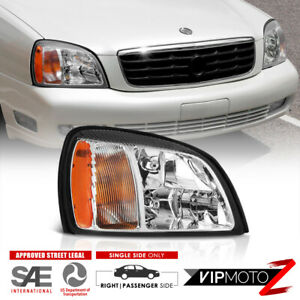 2000 2005 Cadillac Deville Right Passenger Side Dts Dhs Headlights Headlamps New