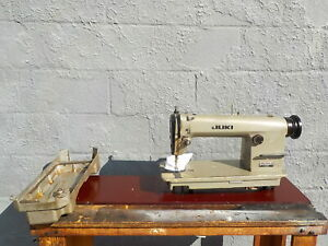 Industrial Sewing Machine Juki 555 4 light Leather