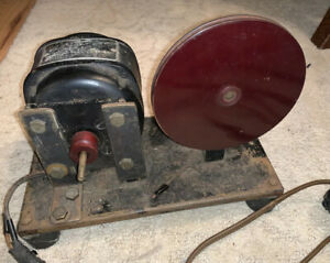 Rare Antique Holtzer cabot Electric Co A c Motor Ca Early 1900 s tested