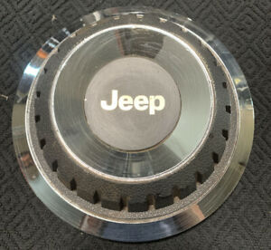 Jeep Commanche Wagoneer Factory Oem Wheel Center Rim Cap Hub Cover Lug Dust 1402