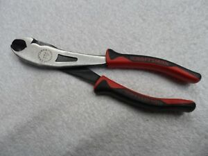 Craftsman Professional 8 Bent Wide Jaw Diagonal Pliers Made Usa Part 45768