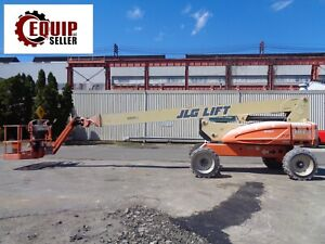 2010 Jlg M600jp 60ft Electric Man Aerial Scissor Boom Lift