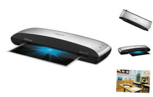 Fellowes Spectra 125 Laminator 12 1 2 Wide X 5 Mil Max Thickness