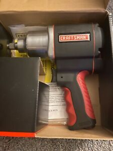 New Craftsman 1 2 Inch Drive Air Impact Wrench