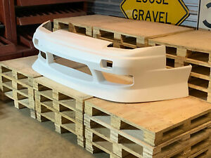 Fiberglass Uras Style Front Bumper For 89 94 Nissan 240sx Pop Up 180sx