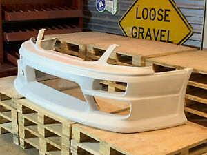 Fiberglass Masa Style Front Bumper For 01 07 Nissan Stagea