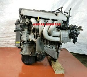 1998 1999 Toyota Corolla Engine Assembly 1 8l 2633473