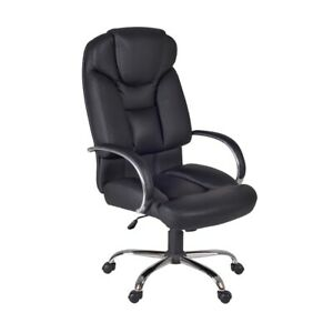 Goliath Big Tall Swivel Chair Black