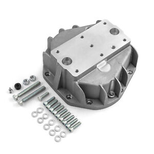 Dana 50 60 70 10 bolt Aluminum Differential Rear Cover