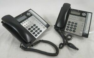 2 At t 4 line Small Business System With Answering System And Caller Model 1080