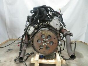 5 3 Liter Engine Motor Ls Swap Dropout Chevy Lm7 123k Complete Drop Out