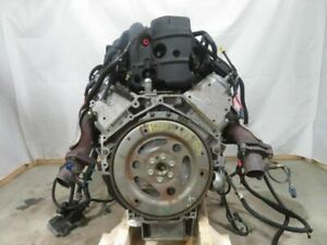 6 2 Liter Engine Motor L92 Gm Chevy 87k Complete Drop Out Ls Swap