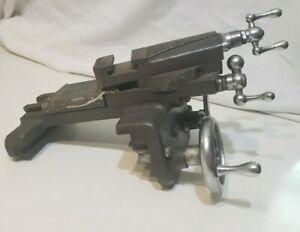 Atlas Craftsman 6 Lathe 618 101 Carriage Assembly Complete Cross Slide