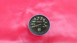 Mg Mgb 1977 1980 Original Oem 85 Mph Speedometer Smiths Sn5373 02 Tested Works