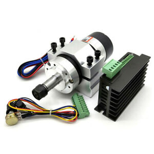 Brushless Motor Driver W Hall And 400w Dc Brushless Engraver Spindle Motor Er11
