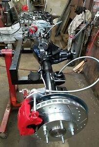 1968 72 Gm A body 12 Bolt Rearend 355 Posi Disc Brakes All New Components
