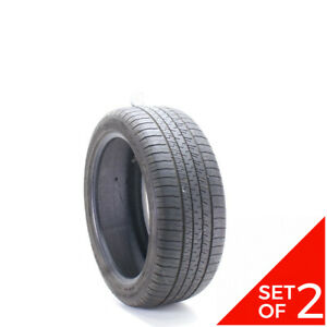 Set Of 2 Used 235 45r18 Goodyear Eagle Rs a 94v 7 5 8 32