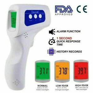 Berrcom Jxb 178 No Contact Infrared Forehead Thermometer Fda And Ce Approved