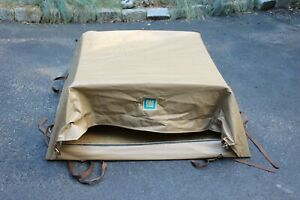 Oem Gm Vintage Chevrolet Buick Station Wagon Roof Top Cargo Luggage Carrier