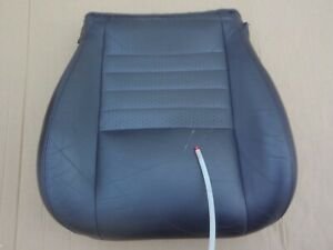2002 2004 Mustang Coupe Black Leather Rh Front Seat Bottom Oem Sku Sa30