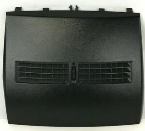 07 12 Nissan Versa Dash Trim Panel Top Upper Ac Vents Cover Bezel Black Perfect