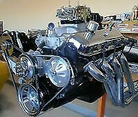 Chevy 454 425 Horsepower Complete Crate Engine Pro built new 396 402 427 Bbc