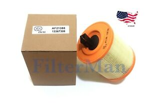 Engine Air Filter For 2016 2019 Chevy Cruze 1 4l Cadillac Ats V6 Twin Turbo