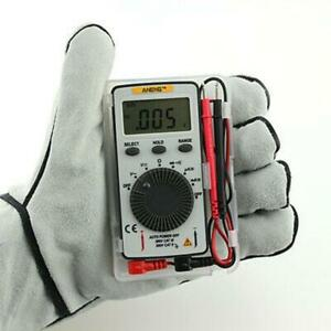 Mini Pocket Digital Multimeter Ohm Multi Tester Amp Volt Ac dc Automatic Meter