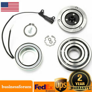 A C Compressor Clutch Pulley Bearing Assembly Kit For Mini Cooper 1 6l 2002 2008