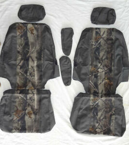 1999 2004 Toyota Tacoma Std Exact Fit Durafit Seat Covers Sports Buckets 2 Tone