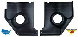 Rf105 1962 1965 Fairlane 1962 1963 Meteor Kick Panels With Speaker Pods
