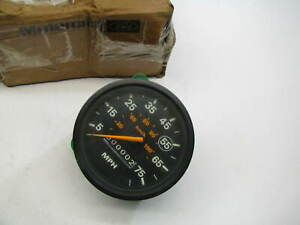 New Oem Ford E0hz 17255 C Speedometer Gauge 1980 85 Cl Clt900 80 Mph Dual Band