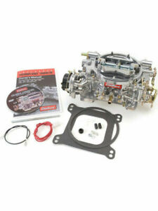 Edelbrock 1406 Performer 600 Cfm 4 Barrel Carburetor Electric Choke