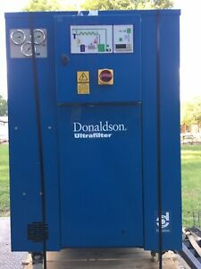 Donaldson Ultrafilter Sl Uc 0140sp Refrigerated Compressed Air Dryer 3 Phase 230