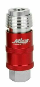 New Milton 5 In 1 Universal Safety Exhaust Industrial Quick Air Coupler 1750