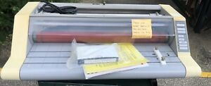 Gbc Heatseal Ultima 65 Thermal Laminator gently Used great Shape
