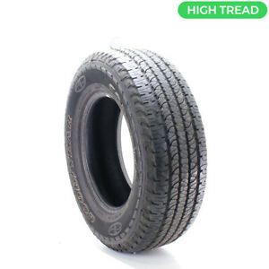Used 265 70r17 Goodyear Fortera Silent Armor 113t 9 5 32