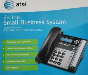 At t 4 line Small Business System 1040 Phone