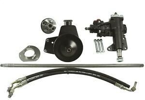 Borgeson 999020 Power Steering Conversion Kit Fits 65 66 Mustang