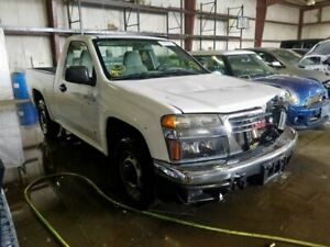 Seat Belt Front 60 40 Split Opt Am6 Extended Cab Fits 04 12 Canyon 832636