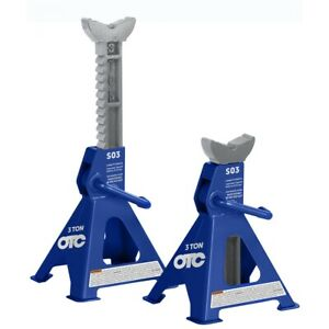 3 Ton Jack Stands Otcs03 Brand New