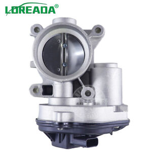 Throttle Body For Ford Focus 2 0l 2012 2011 2010 2009 2008 2007 4m5g9f991fa