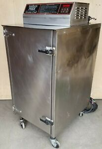 Southern Pride Sc 200 sm Smoke Chef Stationary Rack Electric Smoker 208v 4500w