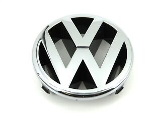 Genuine New Vw Volkswagen Grille Badge Front Emblem For Lt 2004 2007 Mk2 Bus