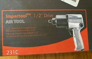 Ingersoll Rand 231c 1 2in Drive Super Duty Air Impact Wrench